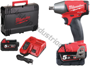 "Mutterinväännin 1/2"" M18 FIWF12-502X FUEL™ Milwaukee"