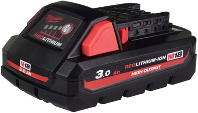 Akku M18 HB3 3,0Ah High Output Lithium-ion Milwaukee