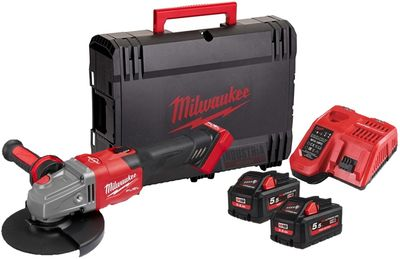 Akkukulmahiomakone M18 FHSAG125XB-552X FUEL™ HIGH OUTPUT™ Milwaukee
