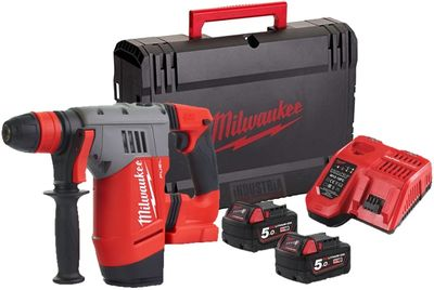 Akkuporavasara SDS-Plus M18 CHPX-502X FUEL™ Milwaukee