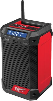 Lataava bluetooth työmaaradio M12 RCDAB+-0 Milwaukee