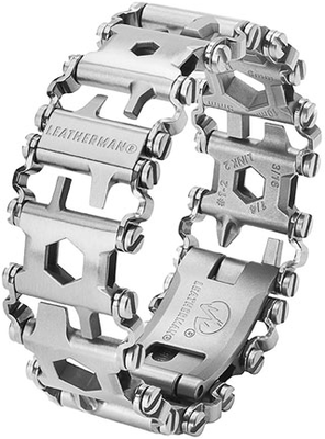Työkaluranneke Leatherman Tread Stainless Metric