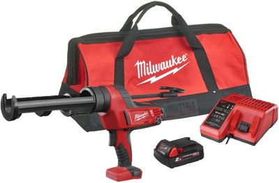 Massapuristin 310ml C18 PCG/310-201B Milwaukee