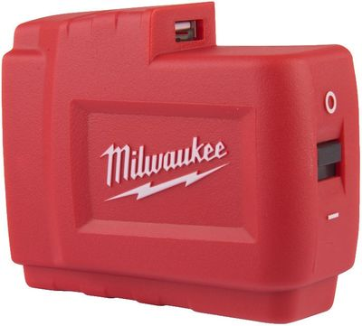 USB-virtalähdeadapteri M18 Milwaukee