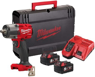 "Mutterinväännin 1/2"" 881Nm M18 FMTIW2F12-502X Milwaukee FUEL™"