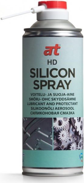 Siliconspray 400ml AT 3110