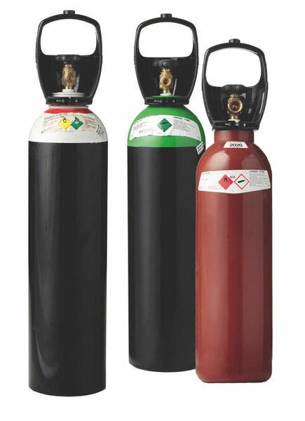 Argon kaasupullon täyttö hinta
